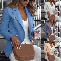 Casual Blazer Coat