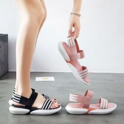 Women Fish Mouth Sandals