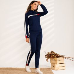 Long Sleeve Casual Track Suit