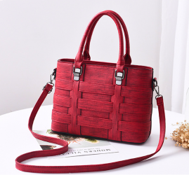 Stripes Pattern Luxury  Women Handbags