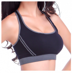 4 Pcs Set  Sports Bra Top