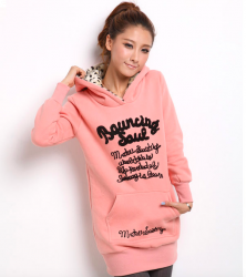 Buy 1 Get 1 FREE Long Warm Winter Hoodie Jumper